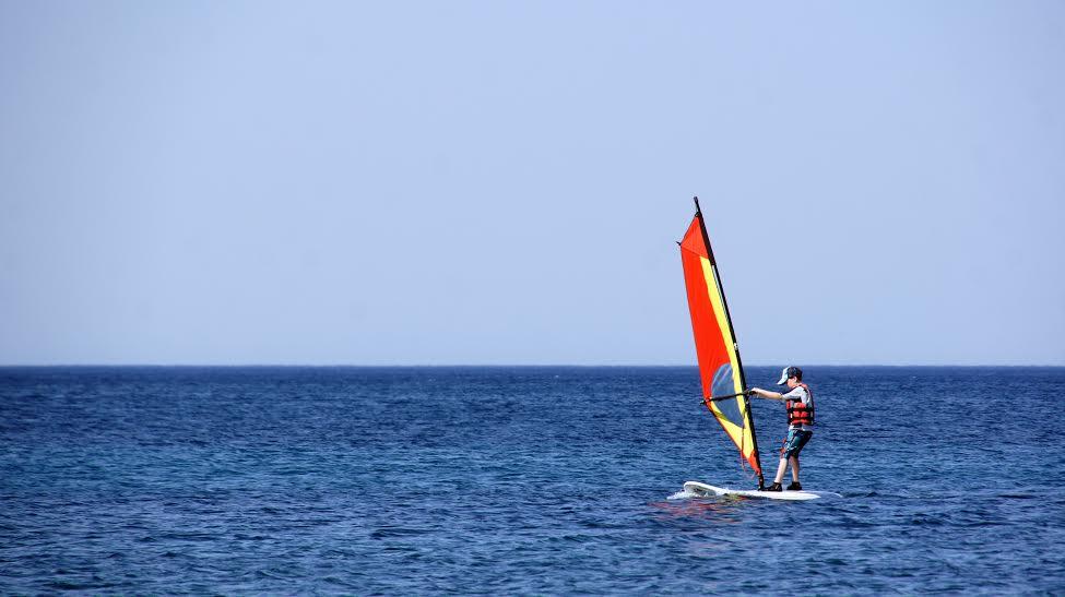 Rüzgar Sörfü Slalom Türkiye Ligi