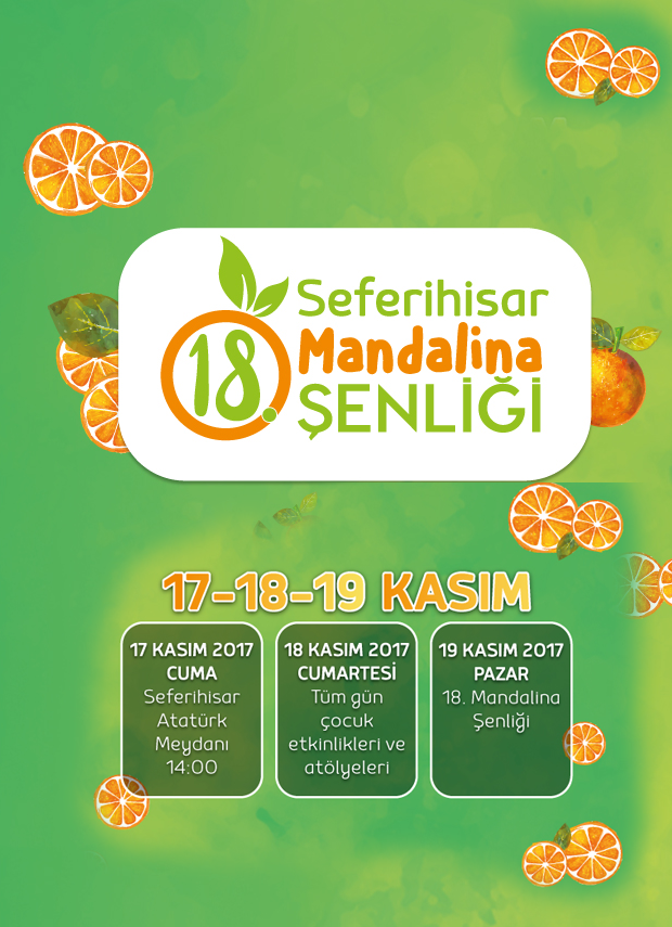 18. SEFERİHİSAR MANDALİNA ŞENLİĞİ