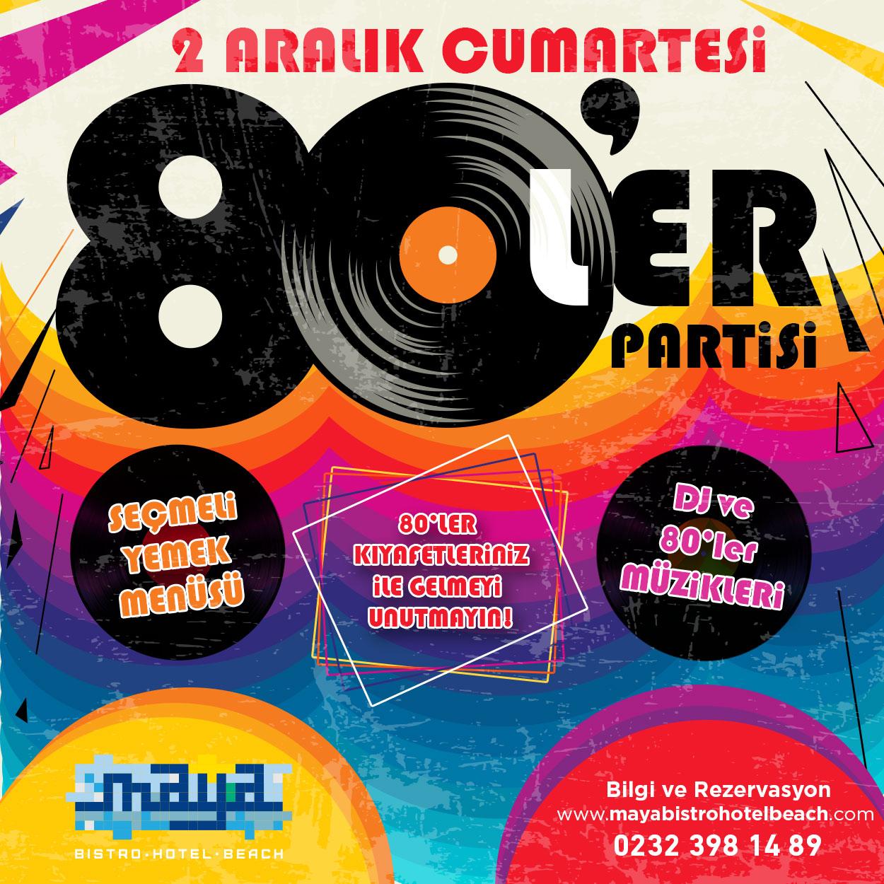 80'LER PARTİSİ