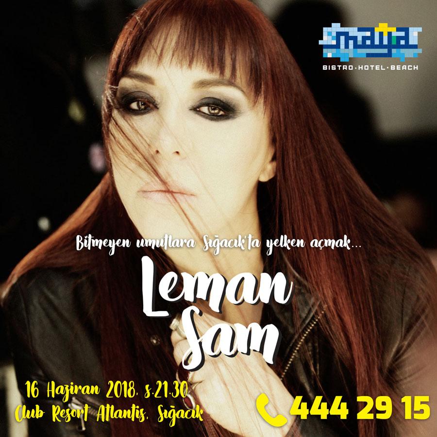 LEMAN SAM KONSERİ